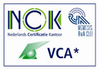 VKRC is VCA gecertificeerd